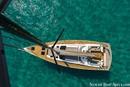 Dufour 520 Grand Large en navigation