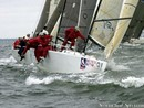 Carroll Marine Mumm 30 sailing