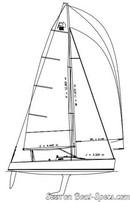 Carroll Marine Mumm 30 sailplan