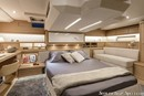 Dufour 63 Exclusive accommodations