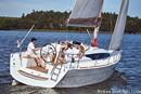 Jeanneau Sun Odyssey 319 en navigation