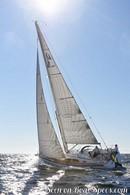 Hallberg-Rassy 340 en navigation