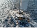 Lagoon 50 sailing