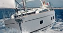 Bénéteau Océanis 55.1 en navigation