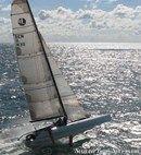 Marström Composite AB Seacart 30 sailing