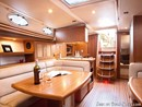Moody 45 Aft accommodations