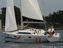 AD Boats Salona 33 sailing