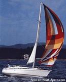 Bénéteau Idylle 10.50 en navigation