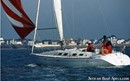 Bénéteau First 42s7 sailing