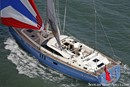Discovery Yachts Group Southerly 435 en navigation