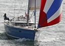 Northshore  Southerly 435 en navigation