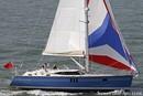 Northshore  Southerly 435 sailing