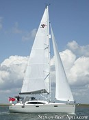 Discovery Yachts Group Southerly 330 en navigation