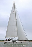 Northshore  Southerly 540 sailing