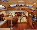 Northshore  Southerly 42 RST accommodations