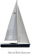 Northshore  Southerly 470 sailplan