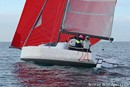Seascape 24 sailing