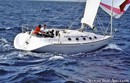 Bénéteau First 35.7 sailing