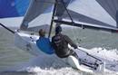 Ovington Boats VX One sailing