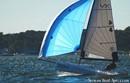Ovington Boats VX Evo en navigation