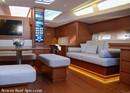 Ice Yachts Ice 62 accommodations