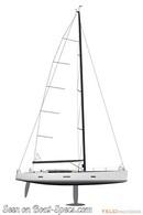 Ice Yachts Ice 62 sailplan
