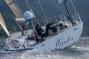 Ice Yachts Ice 72 en navigation