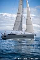 Wauquiez  Pilot Saloon 42 sailing