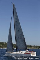 Wauquiez  Optio sailing