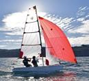 Seascape 14 sailing