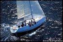 Jeanneau Sun Fast 32i en navigation