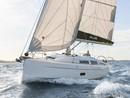 Hanse 348 en navigation