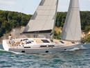 Hanse 458 sailing