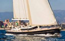 Conyplex  Contest 62CS sailing