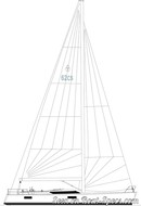 Conyplex  Contest 62CS sailplan
