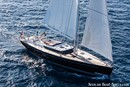 Conyplex  Contest 57CS sailing
