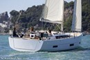 Dufour 390 Grand Large en navigation