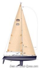 Arcona Yachts Arcona 430 sailplan