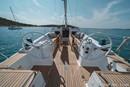 Elan Yachts  Impression 45.1 cockpit