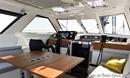 Amel 60 cockpit