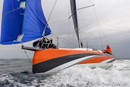Jeanneau Sun Fast 3300 sailing