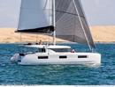 Lagoon 46 sailing