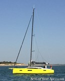 Fora Marine RM 1180 sailing