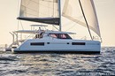 Robertson and Caine Leopard 45 sailing