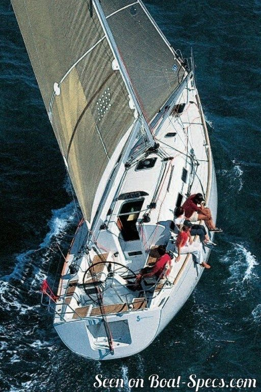 First 36 7 Shoal Draft  B U00e9n U00e9teau  Sailboat Specifications