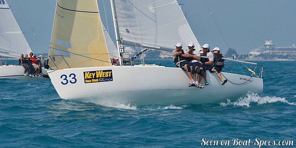 J/80 (J/Boats) sailboat specifications and details on Boat ...