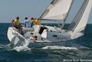Bénéteau First 27.7 sailing