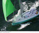 Structures  Pogo 8.50 sailing