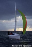 Jeanneau Sun Fast 17 en navigation