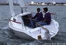 Jeanneau Sun Fast 17 sailing